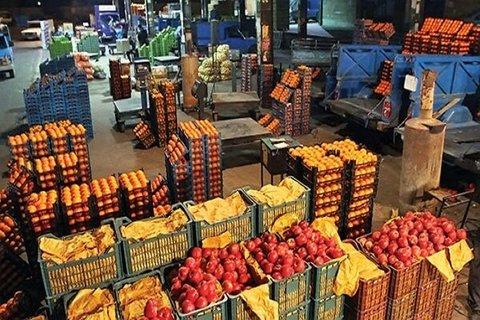 توزیع میوه تنظیم بازار ایام نوروز از ۱۵ اسفند در بازارهای کوثر