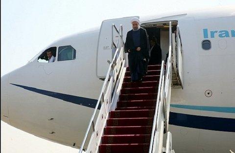 رییسجمهور امروز به گلستان و مازندران سفر میکند