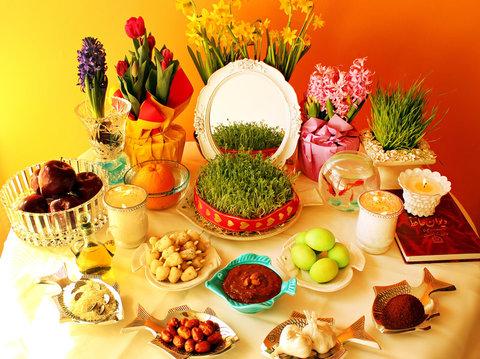 Seven Persian Symbol of New Year