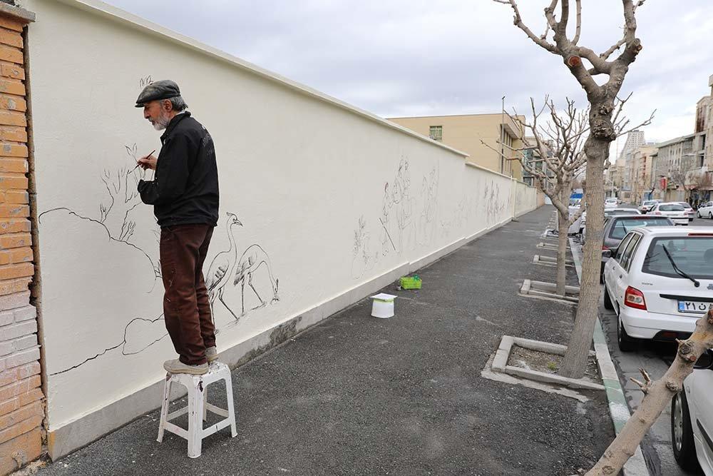 اجرای طرح جامع زیباسازی شهر اراک تا یک ماه آینده