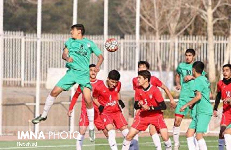 آغاز اردوهای تیم فوتبال جوانان از اول آذر