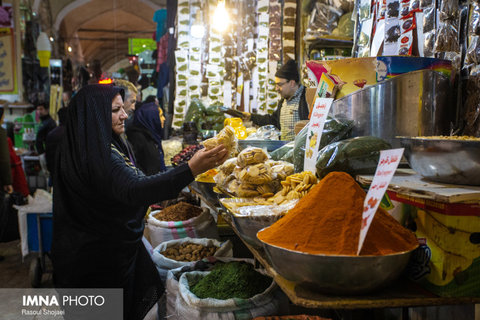 بازار داغ خرید عید