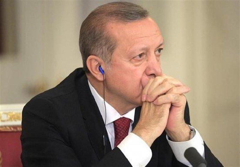 اظهارات اردوغان خوش خدمتی برای اسرائیل بود