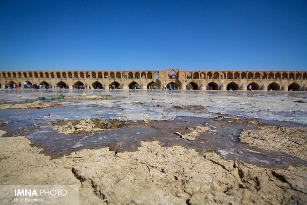 وزارت نیرو متهم اصلی خشکی زایندهرود است/تشکیل ستاد احیا بدون کارشناسان استان!