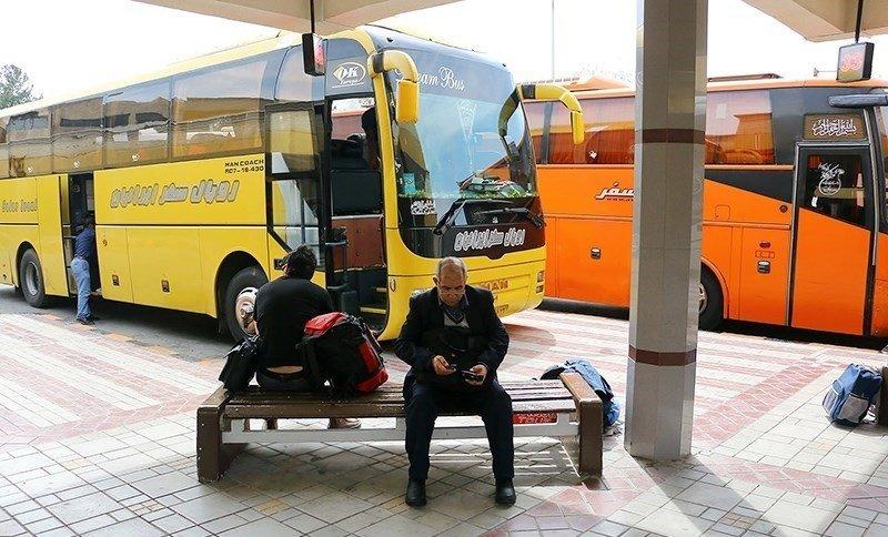 کاهش ۸۰ درصدی جابجایی مسافران در پایانههای کرمانشاه
