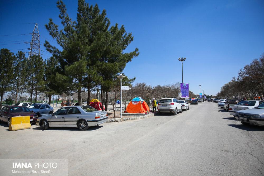 کمپ مسافر در پارک کوهستان یزد احداث میشود