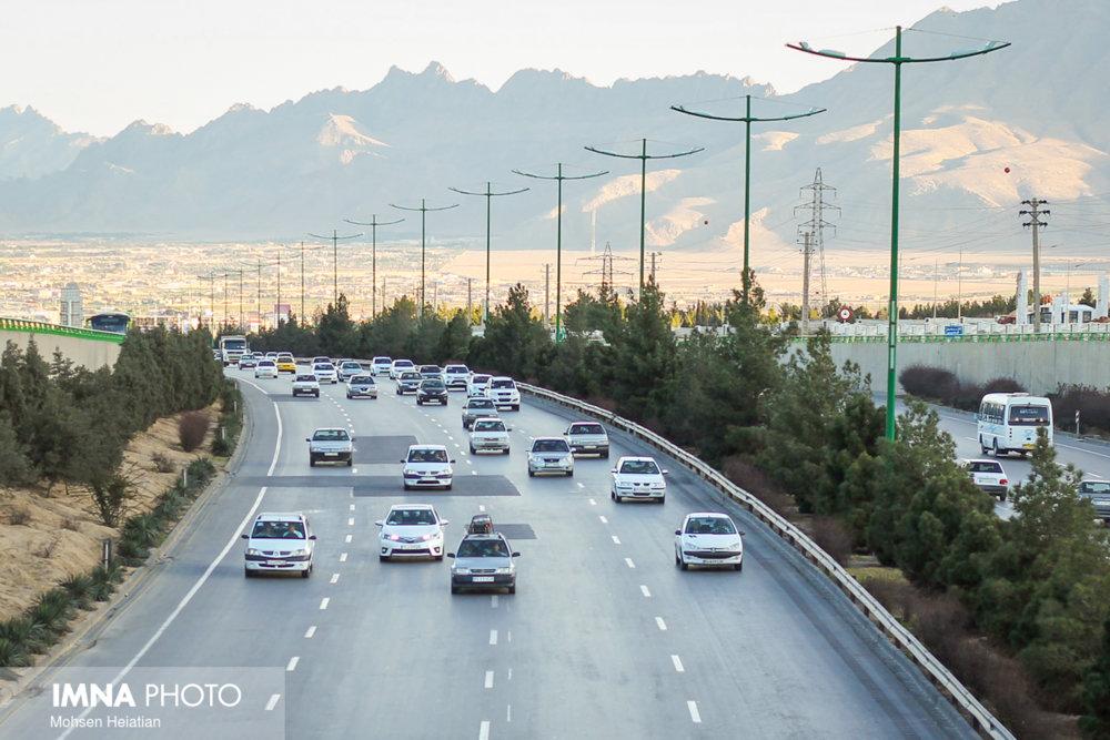 کاهش ۷۰ درصدی ترددها در استان اصفهان