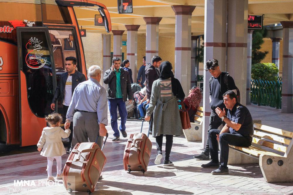 ثبت اقامت شبانه بیش از چهار میلیون مسافر