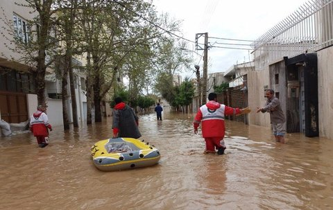 Golestan flood incur loss of $260 million on agriculture sector