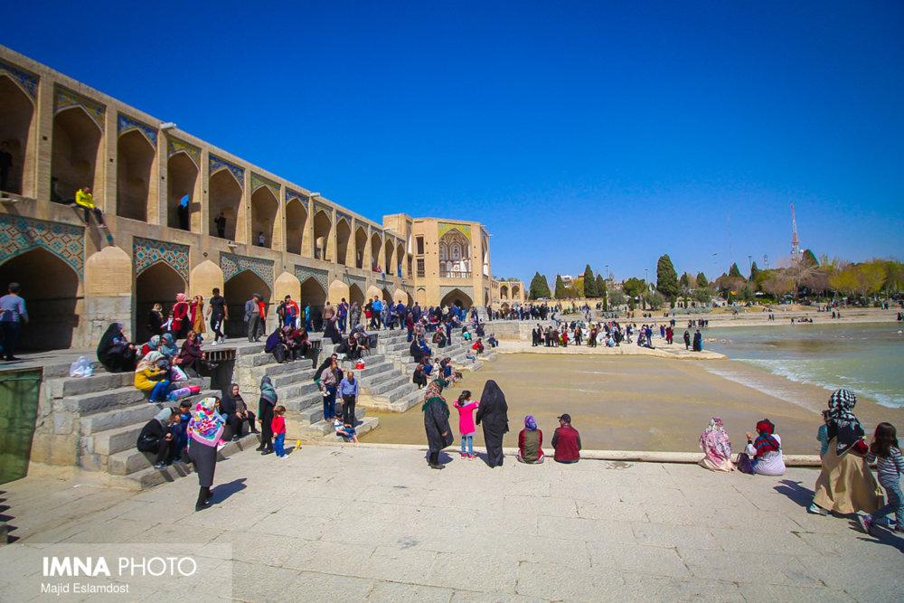 زایندهرود، حیات گردشگری اصفهان است
