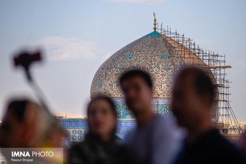 آثار تاریخی اصفهان تحت الشعاع زیادهخواهی افراد قرار نگیرد