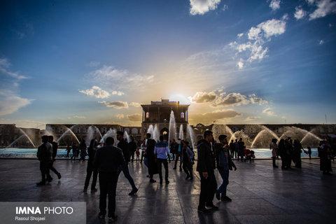 میدان امام اصفهان به عنوان ثروت میراث فرهنگی در دنیا ثبت شد
