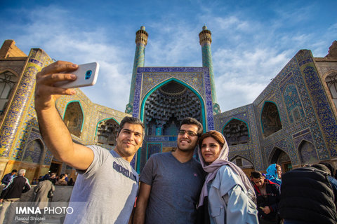 آثار شیخبهایی زینت بخش کلانشهر اصفهان است