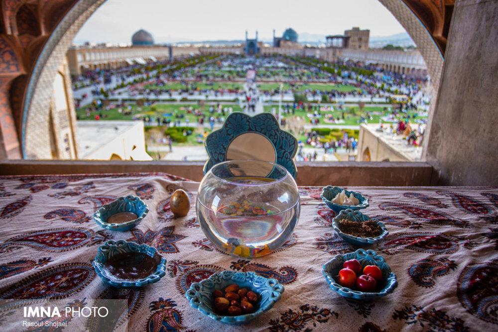 تعطیلی اماکن تاریخی و گردشگری استان اصفهان همزمان با نوروز ۱۳۹۹