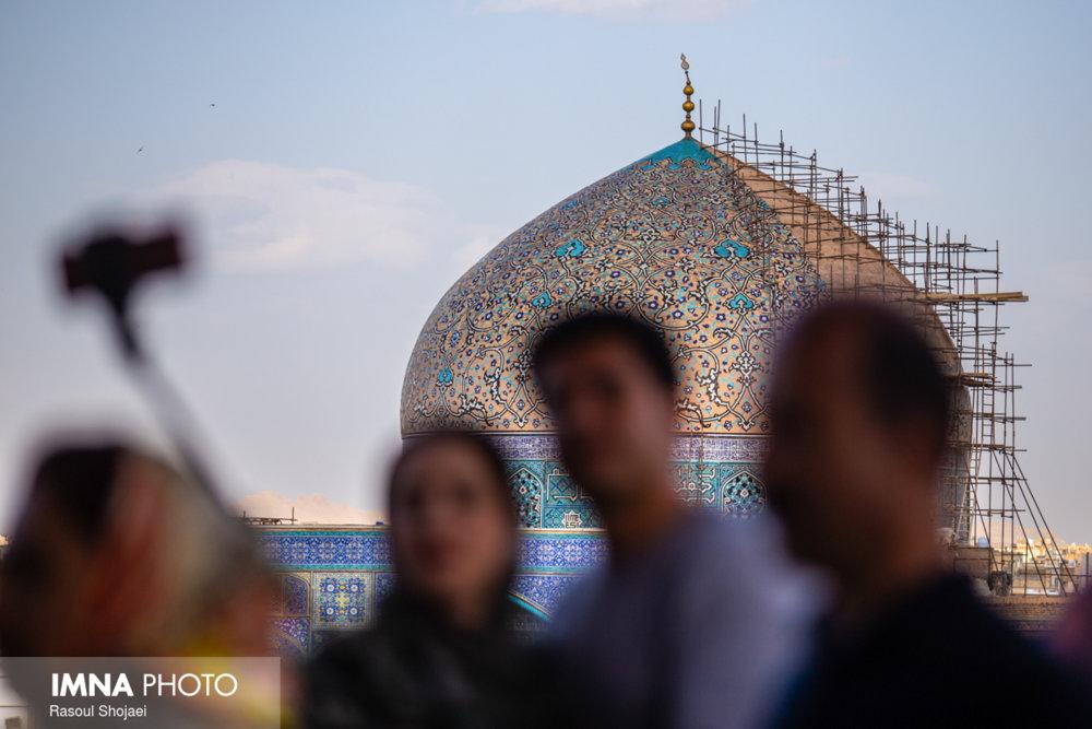 به اصفهان سفر نکنید!