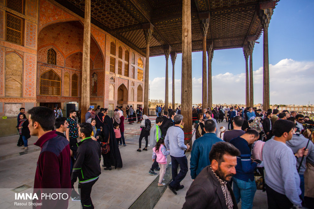 ضرر ۴۰۰ میلیاردی تاسیاست گردشگری اصفهان