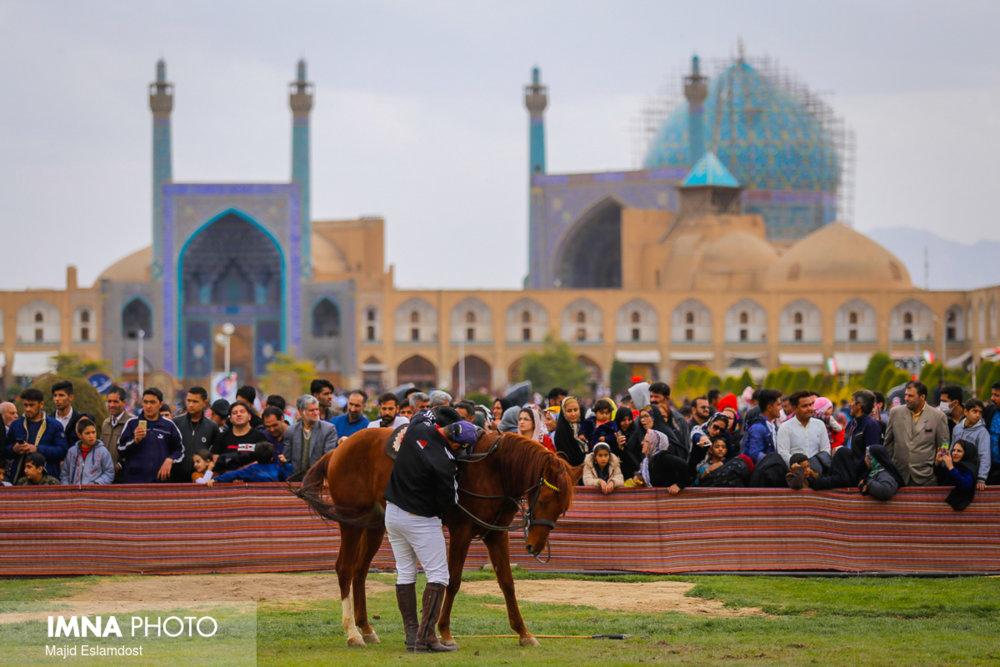 اقامت ۲۶ هزار گردشگر در استان اصفهان