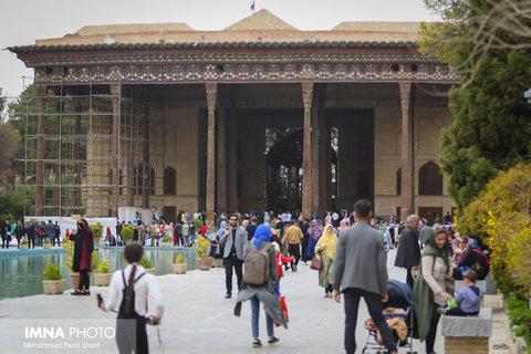 آمادگی بیش از ۵۰۰ بنای تاریخی و جاذبه گردشگری در اصفهان
