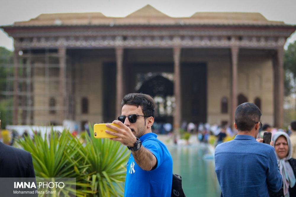 آخرین وضعیت ورود گردشگران به اصفهان