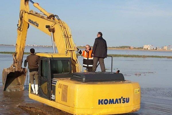 تخریب بیش از ۲۰۰۰ کیلومتر از راهها و ابنیه مازندران