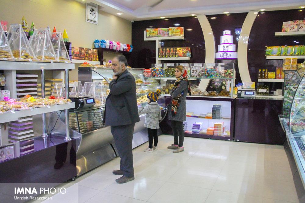 اعلام قیمت انواع شیرینی در آستانه شب یلدا /ثبت نام جاماندگان سهام عدالت