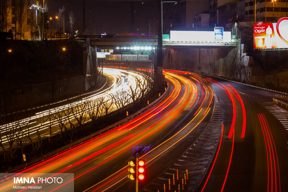 آخرین وضعیت ترافیکی خیابانهای شهر اصفهان