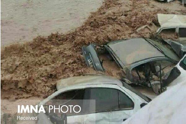 ۴ شهردار در حادثه سیل شیراز مقصر هستند