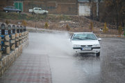 آغاز موج دوم بارش های پاییزی اصفهان از دوشنبه