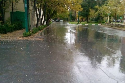 میزان بارش های کشور ۱۲۶درصد رشد کرد