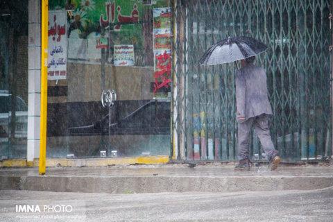 افت محسوس دما در هفته آینده در شمال و غرب اصفهان