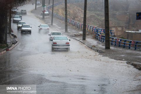 پیش بینی یک عصر بارانی در اکثر نقاط کشور