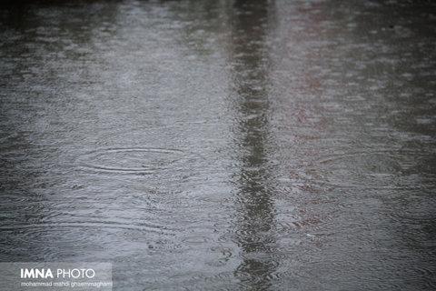 امواج بارش زا در غرب و جنوب اصفهان فعال است