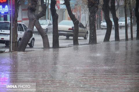 حجم بارشهای کشور به ۴۳.۶ میلیمتر رسید