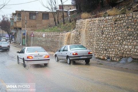 خطر سیلاب و روان آب در مازندران/آماده باش تمام دستگاهها