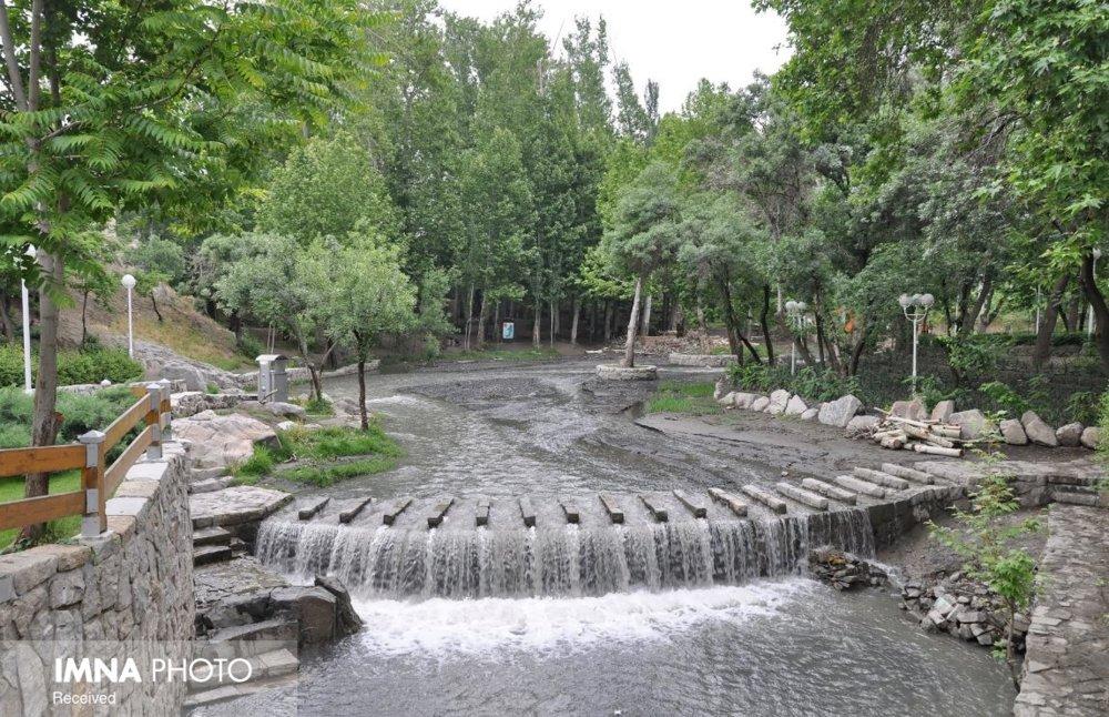 ضرورت توسعه سالیانه ۱۳۰ هکتار فضای سبز مشهد