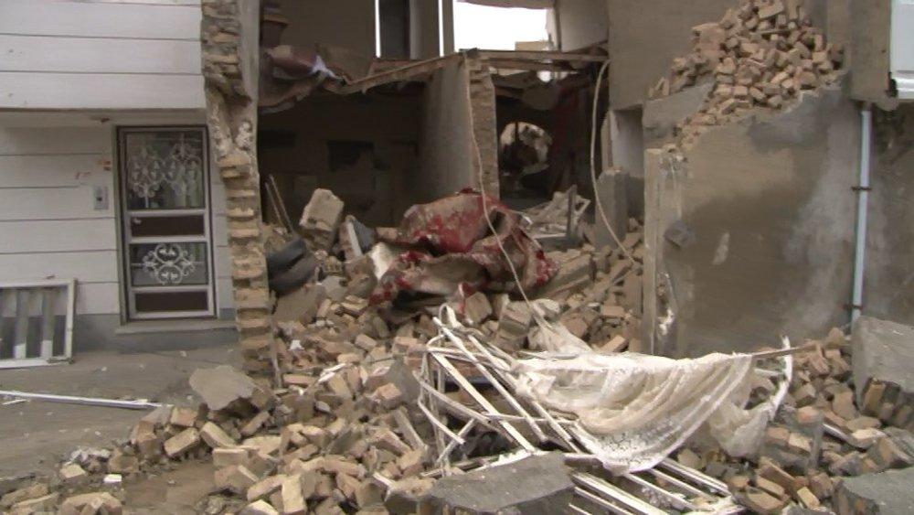 تخریب ۳ واحد مسکونی در بویین میاندشت/ سد خاکی نوغان سرریز شد
