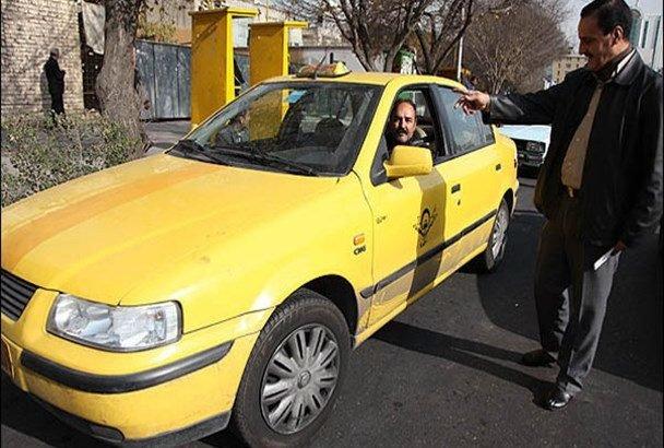 ۱۱۰۰ دستگاه تاکسی مسافران نوروزی را در شهر جابهجا میکنند