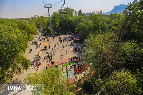 تمدید تعطیلی یک هفتهای مراکز گردشگری ناژوان