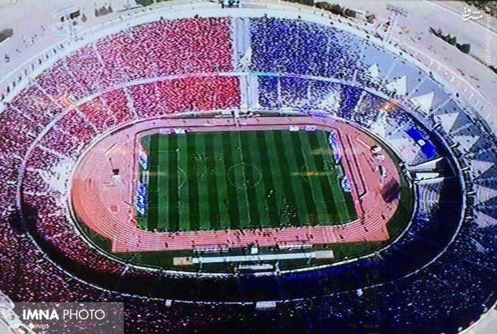 امکان لغو دربی وجود ندارد/ آلودگی استادیوم آزادی کمتر از شهر تهران است