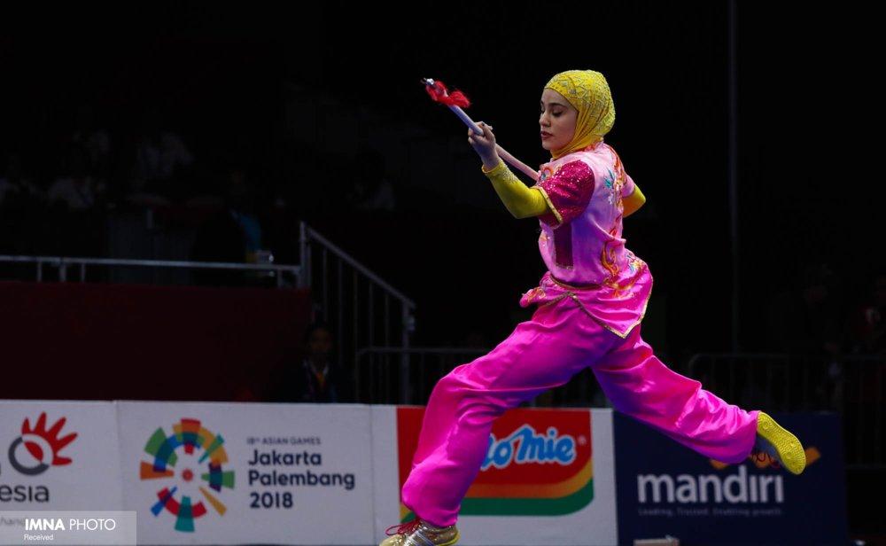 شناسه ورزشکاران زن ایرانی، حجاب آنها است