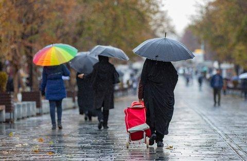 آمادهباش نیروهای شهر با آغاز بارشهای پاییزی در ارومیه