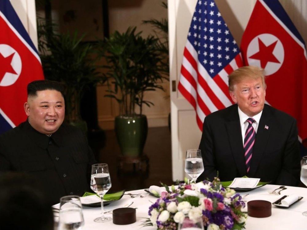 ترامپ: از حال «کیم جونگ اون» خبر دارم ولی حرفی نمیزنم