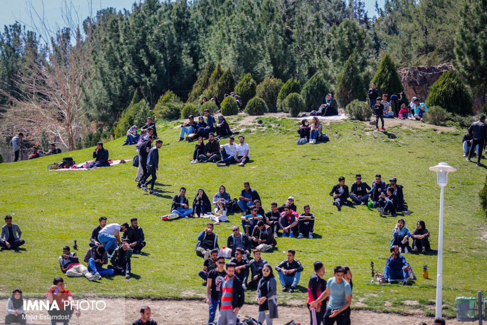 افزایش ۵ درصدی سفرهای نوروزی به اصفهان