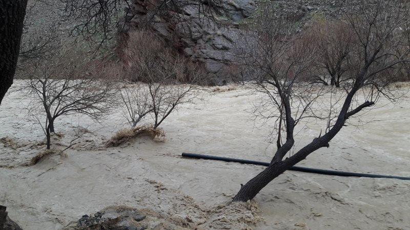 مشکل تامین آب شرب روستاهای سمیرم برطرف شد