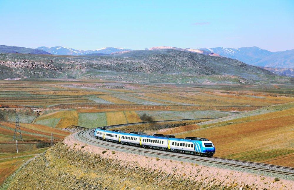 ظرفیتهای خالی قطارهای ویژه اربعین اعلام شد