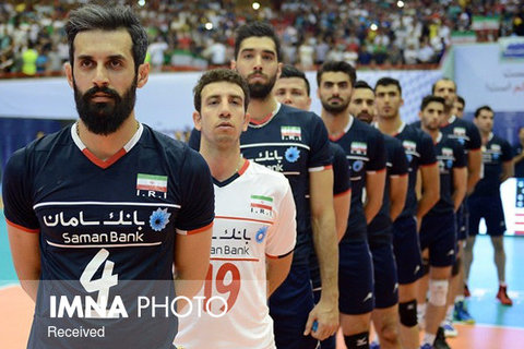 حضور دو اصفهانی در تیم ملی والیبال برای شرکت در لیگ ملتها
