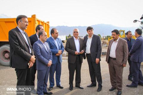 اعزام نیروهای امدادی استان اصفهان به مناطق سیل زده
