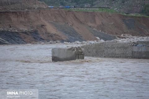 هشدار وقوع سیلابهای ناگهانی