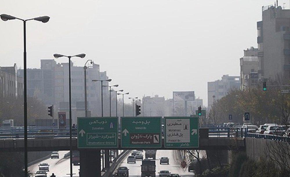 دو تصادف با فاصله ۲۰ دقیقه در بزرگراه شهید خرازی