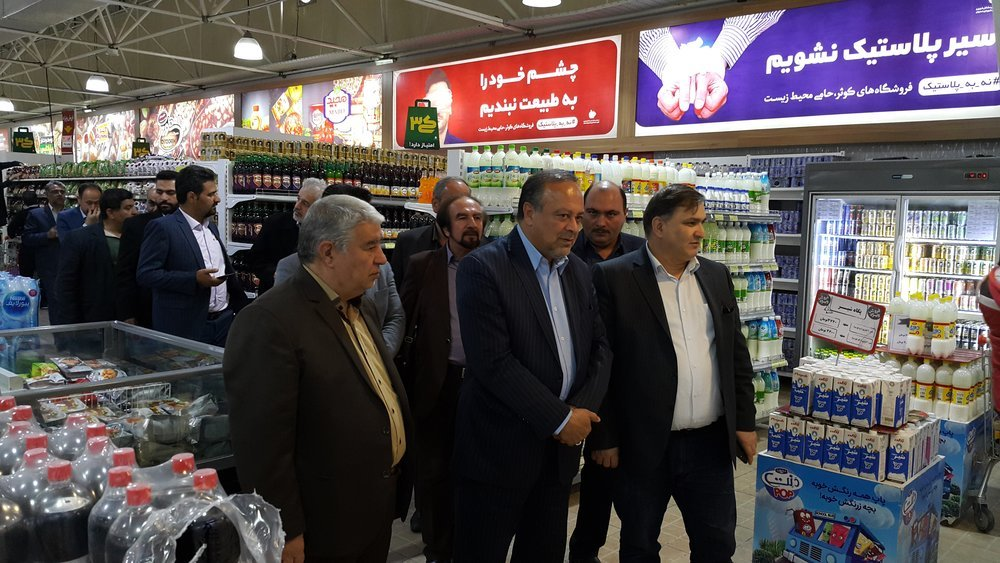 Iranian products reached to Russian market